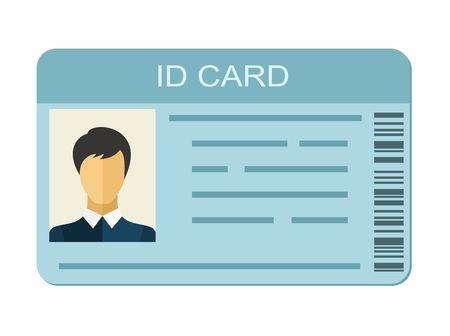id card clipart